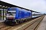 """Siemens 21025 - DB Regio """"ER 20-001"""" 26.05.2017 Westerland(Sylt) [D] Jens Vollertsen"""