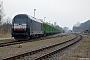 """Siemens 21029 - OHE Cargo """"ER 20-005"""" 27.02.2014 Wolgast [D] Andreas Görs"""