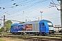 """Siemens 21030 - LTE """"2016 922"""" 09.08.2015 Pardubice [CZ] Thierry Leleu"""