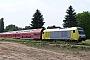 """Siemens 21152 - MRCE Dispolok """"ER 20-014"""" 01.06.2008 Diepensee [D] Heiko Müller"""