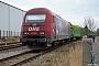 """Siemens 21155 - OHE Cargo """"270081"""" 09.01.2014 Torgelow [D] Andreas Görs"""