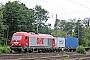 """Siemens 21156 - OHE Cargo """"270080"""" 16.08.2011 - TostedtAndreas Kriegisch"""