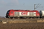 """Siemens 21156 - OHE Cargo """"270080"""" 06.02.2015 - Holtensen/LinderteCarsten Niehoff"""