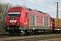 """Siemens 21156 - OHE Cargo """"270080"""" 19.04.2010 Nuthetal-Saarmund [D] Norman Gottberg"""