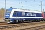 """Siemens 21402 - METRANS """"761 001-7"""" 23.03.2011 Uelzen [D] Gerd Zerulla"""