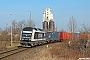 """Siemens 21403 - Metrans """"761 002-5"""" 02.03.2014 Bratislava-PodunajskéBiskupice [SK] Juraj Streber"""