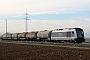 """Siemens 21408 - IntEgro """"223 152"""" 17.11.2014 Straubing,Hafen [D] Leo Wensauer"""