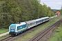 """Siemens 21452 - RBG """"223 064"""" 27.04.2014 Klardorf [D] Leo Wensauer"""