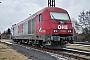 """Siemens 21457 - OHE Cargo """"270082"""" 25.01.2015 Großkorbetha [D] Marco Völksch"""