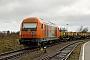 """Siemens 21595 - RTS """"2016 907"""" 19.11.2017 Tinnum,FlughafenSylt [D] Nahne Johannsen"""
