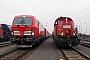 "Siemens 22002 - DB Cargo ""247 904"" 08.02.2017 Großkorbetha [D] Andreas Kloß"