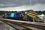 """Stadler 2851 - DRS """"88001"""" 22.07.2017 - Carlisle, Kingmoor TMDJohn Whittingham"""