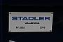 "Stadler 2853 - DRS ""88003"" 20.09.2016 - Berlin, Messegelände (InnoTrans 2016)Thomas Wohlfarth"