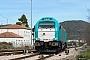 "Vossloh 2222 - Angel Trains ""335 004-8"" 11.03.2008 Segorbe [E] Alexander Leroy"