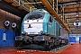 "Vossloh 2225 - Transfesa ""335 007-1"" 04.04.2012 Madrid-Fuencarral,Depot [E] Alexander Leroy"