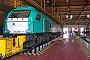 """Vossloh 2225 - Transitia Rail """"335 007-1"""" 11.06.2018 Madrid-Fuencarral,Depot [E] Antonio Gin�s V�zquez Fern�ndez"""