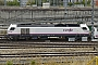 """Vossloh 2283 - Renfe """"334.019.7"""" 11.10.2015 MadridAtochaCercanias [E] Dietrich Bothe"""