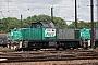 """Vossloh ? - SNCF """"460011"""" 30.05.2015 LesAubrais-Orléans(Loiret) [F] Thierry Mazoyer"""