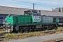 "Vossloh ? - SNCF ""460022"" 29.06.2009 St.Brieuc [F] Rolf Alberts"