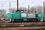 "Vossloh ? - SNCF ""460054"" 28.02.2015 FleurylesAubrais(Loiret) [F] Thierry Mazoyer"