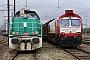 """Vossloh 2354 - SNCF """"460054"""" 03.02.2018 Fleury-les-Aubrais(Loiret) [F] Thierry Mazoyer"""