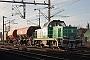 "Vossloh 2357 - SNCF ""460057"" 10.03.2015 Hazebrouck [F] Nicolas Beyaert"