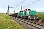 """Vossloh 2366 - SNCF """"460066"""" 27.05.2014 Morey-Saint-Denise [F] Heinrich Hölscher"""