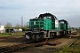 "Vossloh ? - SNCF ""460111"" 02.04.2014 Patay (Loiret) [F] Thierry Mazoyer"