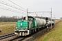 """Vossloh 2438 - SNCF """"460138"""" 17.02.2017 Magny-sur-Tille [F] Alexander Leroy"""