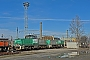 "Vossloh 2453 - SNCF ""460153"" 20.01.2015 Saint-Jory,Triage [F] Thierry Leleu"