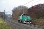 """Vossloh 2455 - SNCF """"460155"""" 26.11.2016 Petit-Croix [F] Vincent Torterotot"""