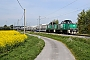 "Vossloh 2455 - SNCF ""460155"" 30.04.2017 Bourbourg [F] Martijn Schokker"
