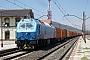 """Vossloh 2500 - Tracción Rail """"333.385.3"""" 09.08.2014 LaEncina(Alicante) [E] Santiago Baldo"""