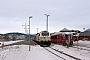 """Vossloh 2503 - Railcare T """"68.902-6"""" 22.02.2018 MoiRana [N] Peter Wegner"""