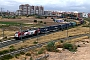 """Vossloh 2515 - Logitren """"335 025-3"""" 18.08.2015 Valencia,CarreteradeMalilla [E] Santiago Baldo"""