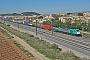 """Vossloh 2522 - Continental Rail """"335 022-0"""" 15.04.2016 LaRápita [E] Thierry Leleu"""