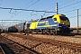 "Vossloh 2525 - Continental Rail ""335 029-5"" 04.06.2015 Valencia,CentrologisticodeSilla [E] Santiago Baldo"