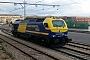 "Vossloh 2525 - Continental Rail ""335 029-5"" 14.10.2016 Valencia,CentroLogisticodeSilla [E] Santiago Baldo"