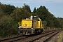 """Vossloh 2567 - SNCF Infra """"660162"""" 09.10.2014 Hangest-sur-Somme [F] Alexander Leroy"""