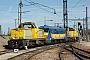 """Vossloh 2568 - SNCF Infra """"660163"""" 27.08.2012 Villeneuve-Saint-Georges [F] Francois  Durivault"""