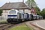 "Vossloh 2633 - Europorte ""4009"" 01.06.2016 Strasbourg,PortduRhin [F] Alexander Leroy"