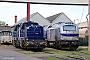"Vossloh 2640 - Europorte ""4016"" 31.05.2018 Strasbourg,PortduRhin [F] Alexander Leroy"