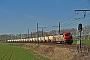 """Vossloh 2673 - VFLI """"E4017"""" 10.03.2014 Villefranche-de-Lauraguais [F] Thierry Leleu"""