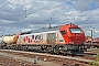 "Vossloh 2677 - VFLI ""E4021"" 27.07.2015 Saint-Jory,Triage [F] Thierry Leleu"