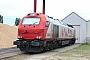 """Vossloh 2677 - VFLI """"E4021"""" 01.06.2016 Strasbourg,PortduRhin [F] Alexander Leroy"""