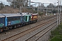 "Vossloh 2680 - DRS ""68002"" 04.02.2014 Acton Bridge [GB] Robert Neyton"