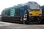 "Vossloh 2682 - DRS ""68004"" 19.07.2014 Crewe,GrestyBridgeDepot [GB] Andrew  Haxton"