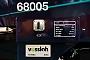 """Vossloh 2683 - DRS """"68005"""" 29.04.2014 Birmingham,NEC [GB] Mark Barber"""