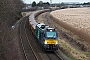 "Vossloh 2685 - DRS ""68007"" 09.01.2015 Alrewas [GB] David Pemberton"
