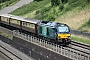 "Vossloh 2686 - DRS ""68008"" 29.07.2016 Standish, Junction [GB] David Moreton"